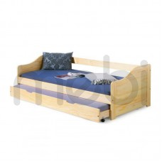 Кровать Laura Halmar 96х65x209 (LAURA) 001838
