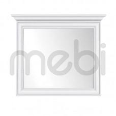 Зеркало Idento Black Red White 99х76x7 (IDENTO_LUS/90) 002314
