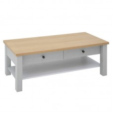 Журнальный столик Amsterdam Black Red White 50х45x120 (S256-LAW2S/4/12) Серый 005619