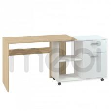 Письменный стол 03 ML Meble 55х74x169 (BIU_03-02) 004316