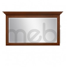 Зеркало Kent Black Red White 155х88x11 (ELUS-155) 001774