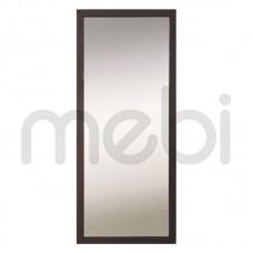 Зеркало Kaspian Black Red White 49х116x2 (KA_LUS/50) 000433
