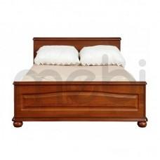140 Кровать Natalia Black Red White 154х76x213 (NAT_LOZ140) 000312