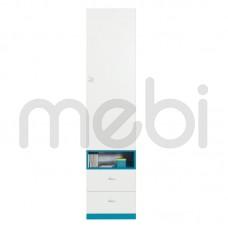 Шкаф Mobi Meblar 45х195x40 (MOBI_3) 004800