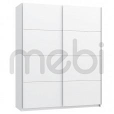 170 Шкаф Starlet White Forte 170х210x61 (STPS824E1) 000808