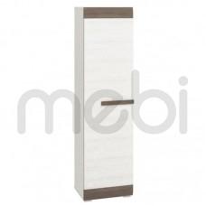 Шифоньерка Blanco ML Meble 55х202x42 (BLANCO_03) 003685