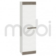 Шкаф Blanco ML Meble 55х202x42 (BLANCO_19) 002025