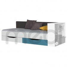 90 кровать Tablo Meblar 94х75x204 (TABLO_12A) 000779