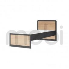 120 кровать Wow Szynaka Meble 130х87x205 (WOW_10) 003209
