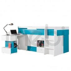 Двухъярусная кровать Mobi Meblar 170х105.5x205 (MOBI_21) 000209