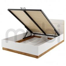 180 кровать Dentro Lenart 187х92x218 (DT-02-180) 003608
