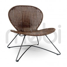Кресло Troy Halmar 74х80x71 (TROY) 009259