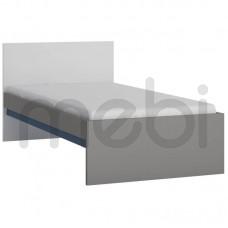 Кровать Laser Meble Wójcik 96х80.5x206.1 (LASZ01) 014196