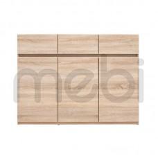 Комод Academica Meble Gust 120.5х90.5x35 (ACA_KOM3D3S) 002666