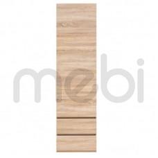 Стеллаж Academica Meble Gust 53х198.5x35 (ACA_REG1D2S) 004170