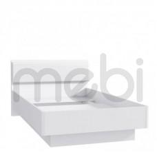 120 кровать Snow Forte 126.2х87.7x209.6 (SNWL222) 002502