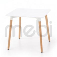 Квадратный стол Socrates Halmar 80х74x80 (V-CH-SOCRATES_KWADRAT-ST) 035124