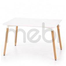 Прямоугольный стол Socrates Halmar 80х74x120 (V-CH-SOCRATES_PROSTOKĄT-ST) 035122