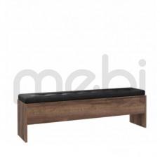 Скамья с хранения Bellevue Forte 185х54x39 (BLQT011) 061423