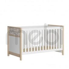 Кроватка Timon Black Red White 80х87x150 (S401-LOZ/140X70) 061455