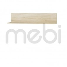 Полка Selene Szynaka Meble 100х21x22 (SELENE_23) 062141