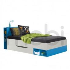 Кровать Komi Meblar 94х80x223.5 (KOMI_22) 062042