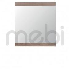 Зеркало Homeline Black Red White 56х76x2 (M122-LUS/8/6) 063966