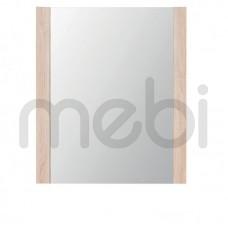 Зеркало Go Black Red White 74х88.1x3.8 (M129-LUS/9/7) 065173