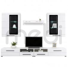 Комплект Argus Black Red White 280х190x44 (KMPL_ARGUS) 000172