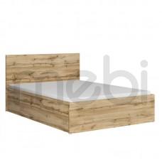 140 Кровать Tetrix A Black Red White 149х95x204.5 (S442-LOZ/140/A) 067960