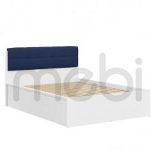 140 Кровать Tetrix A Black Red White 149х95x204.5 (S442-LOZ/140/A) 067961