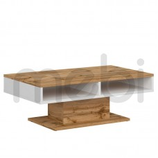 Журнальный столик Alamo Black Red White 70х43x120 (S266-LAW/4/12) 068337