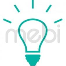 4 местная подсветка Meble Krysiak (CHE.OSW4) 069940