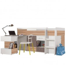 Кровать + стол Blog Meblar 115.5х105.5x205 (BLOG_21) 071690